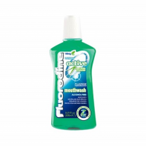 Fluorodine Ultra Active Mouthwash 500 Ml