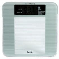 Laica Electronic Personal Scale W/Memory Ps6013S