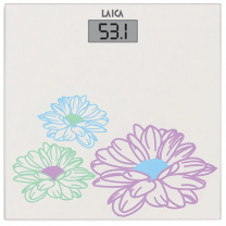 Laica Electronic Personal Scale White Ps1040W/1052