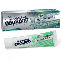 Pasta Del Capitano Total Prot T/Paste 75Ml