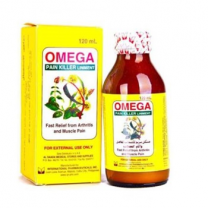 Omega Pain Killer Bottle 120 Ml