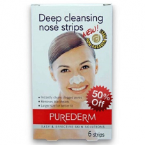Purederm Deep Cleansing Nose Pore Strips