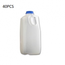 40PCS Plastic Juice Can 2 Ltr