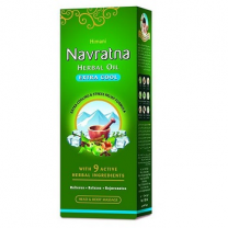 Himani Navratna Herbal Oil 200 Ml Extra Cool