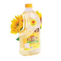 Zuhur Pure Sunflower Oil 1.8Ltr