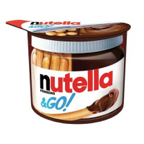 Nutella Ferrero & Go 52Gm