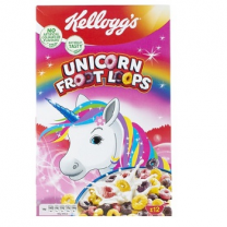 Kelloggs Unicorn Froot Loops 375Gm