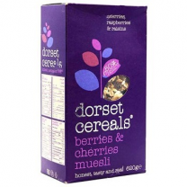 Dorset Cereals Berries Cherries 620Gm