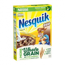 Nestle Nesquik Duo 335Gm