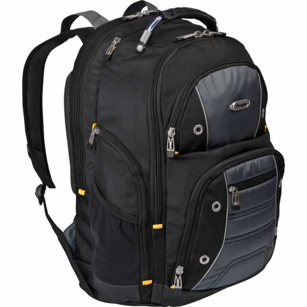 Targus Drifter 16 Inch Backpack - Black/Grey