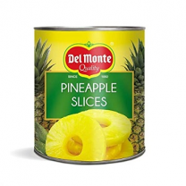 Delmonte Sliced Pineapple 234Gm