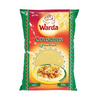Warda Couscous Fin Thin 1Kg