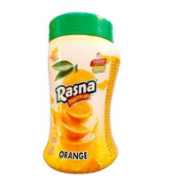 Rasna Instant Drink Orange Jar 750Gm