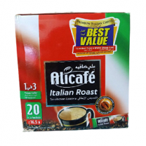 Alicafe Italian Roast Coffee 3 In1 16.50g