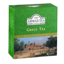 Ahmed Green Tea Bag 100`S