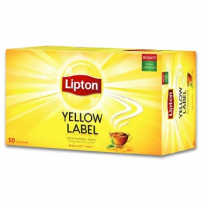 Lipton Yellow Label Tea (50Bags)