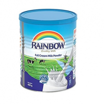 Rainbow Full Cream Milk Powder 400Gm