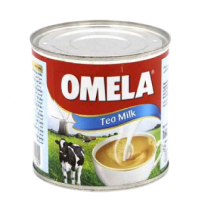 Omela Evaporated Tea  Milk