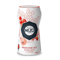 Nezo Iodized Table Salt 1Kg