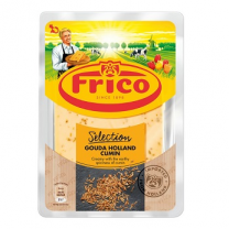 Frico Gouda Cheese Slice With Cumin 150g