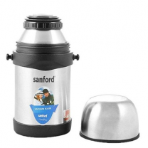 Sanford 0.4L Stainless Steel Flask SF150SVF