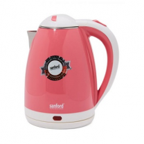Sanford 1.8L Stainless Steel Electric Kettle  SF3341EK