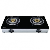 Sanford Glass Gas Stove 2 Burner SF5228GC