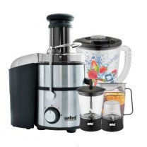 Sanford 4 In 1 Multi Functional Juicer Blender SF5509JB