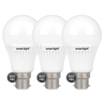 Smartlight 3 In 1, 9W LED Bulb B22