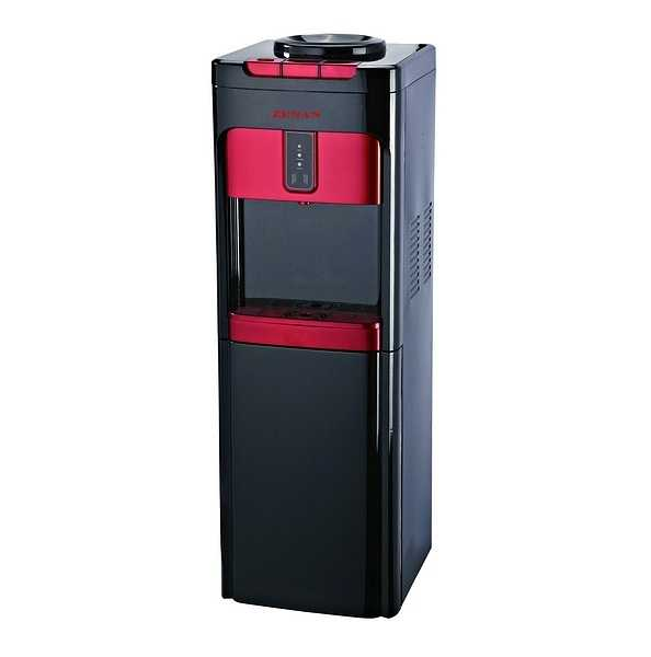 Zenan Water Dispenser Ze-5x61c With Cabinet