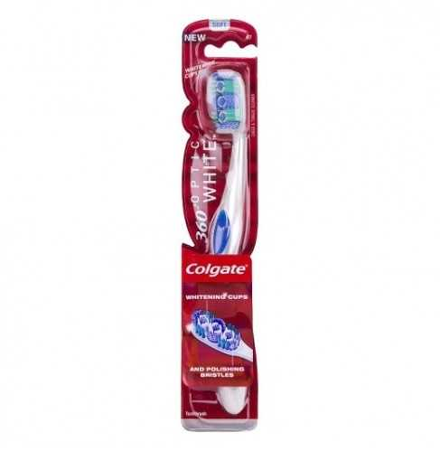 Colgate 360 Optic White Tooth Brush