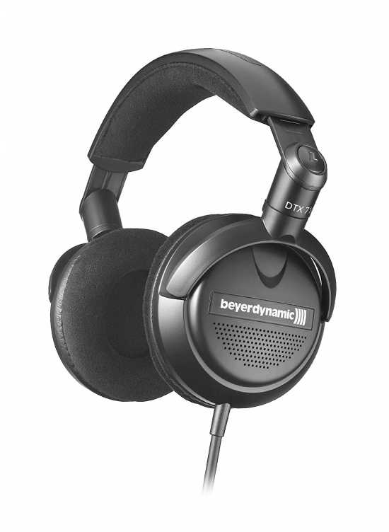 Beyerdynamic Headphone Stereo Black