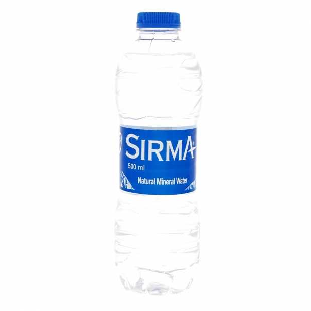 Sirma Natural Mineral Water 500ml-1x12pcs