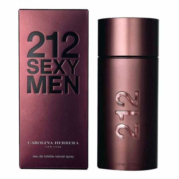 Carolina Herrera 212 Sexy Men EDT - 100 ml