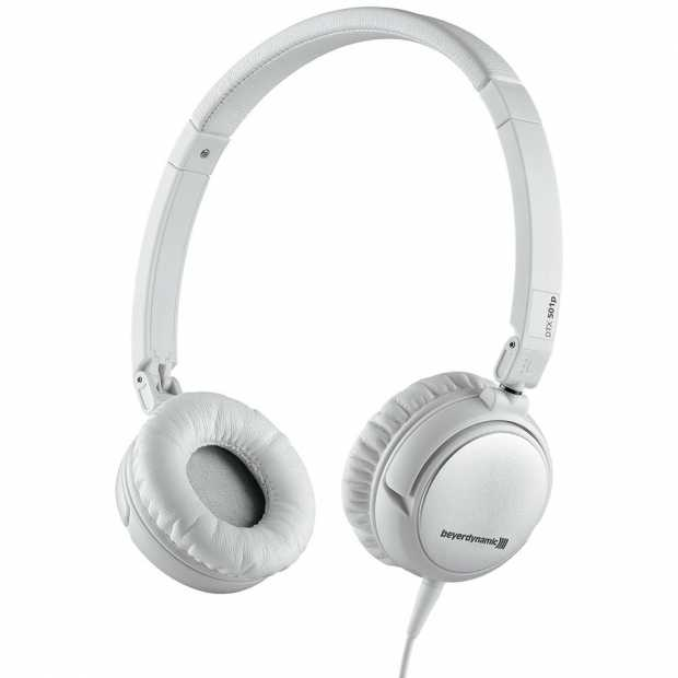 Beyerdynamic on Ear Headphone DTX 501P, White