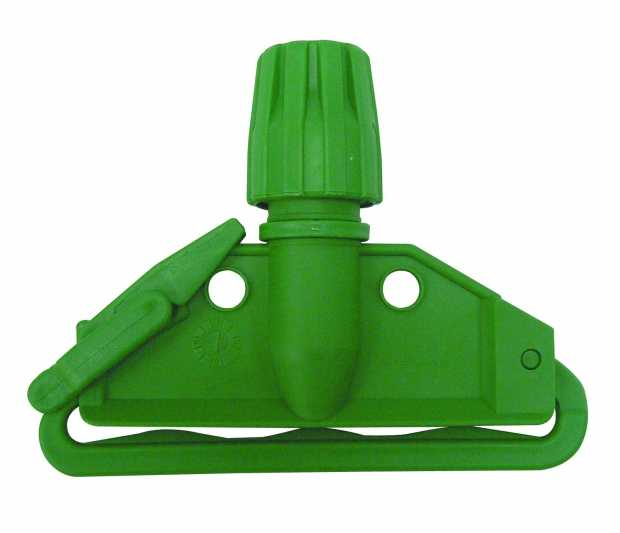 Plastic Mop Holder Green Color