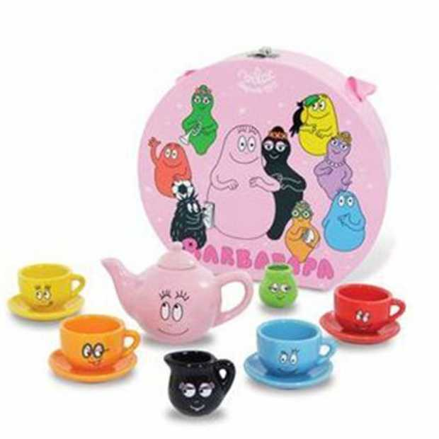Vilac Barbapapa Tea Set